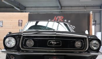 1968 Ford Mustang GT302 Raven Black voll