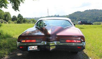 Buick Riviera Boottail 1972 braun voll