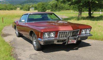Buick Riviera Boottail 1972 braun