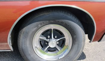 Buick Riviera Boottail 1972 braun full
