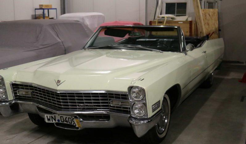 Cadillac Cabrio De Ville 1967 voll