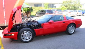 Chevrolet Corvette C4 1994 rot full