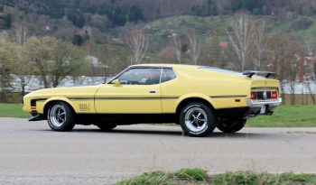 Ford Mustang 72 Fastback Mach 1 full