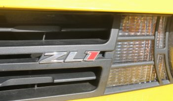 Chevrolet Camaro ZL1 2013 gelb voll