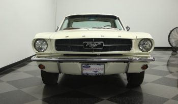 Ford Mustang 1965 weiß full