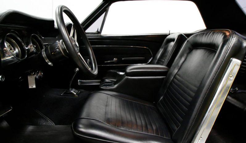 Ford Mustang 1967 gelb full