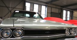 Plymouth GTX 1968 grün