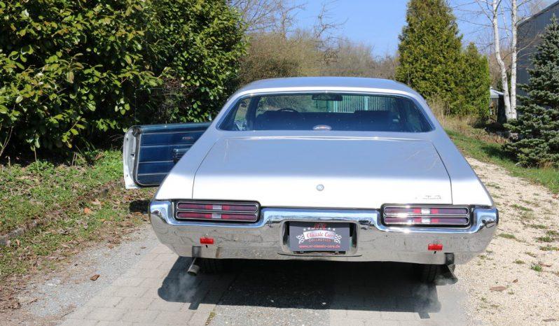 Pontiac GTO 1969 silber full
