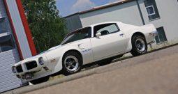 Pontiac Trans AM 1972 weiß