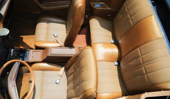 Ford Mustang Cabrio 1973 bronze voll