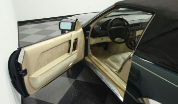 Mercedes-Benz SL 500 1995 Grün Metallic voll