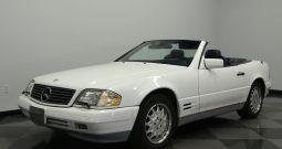 Mercedes-Benz SL 500 1998 weiß