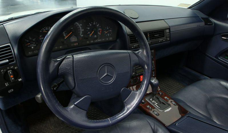 Mercedes-Benz SL 500 1998 weiß full
