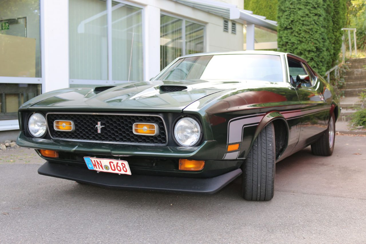 Ford Mustang Baujahr 1972