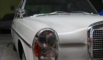Mercedes-Benz SE 280 1969 weiß voll