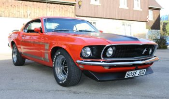 Ford Mustang Boss 302 BJ 1969 voll