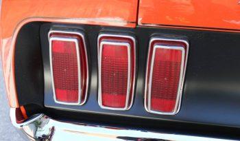 Ford Mustang Boss 302 BJ 1969 full