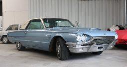 Ford Thunderbird BJ 1966 blau