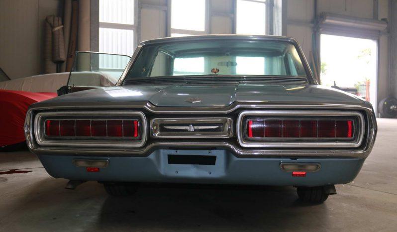 Ford Thunderbird BJ 1966 blau full