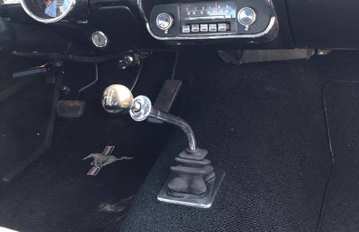 Ford Mustang GT 390 BJ 1968 rot full