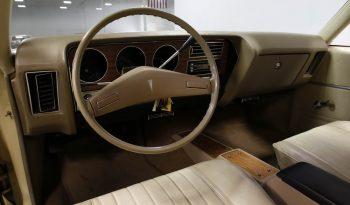 Pontiac Le Mans 350 CUI 1970 Gelb full