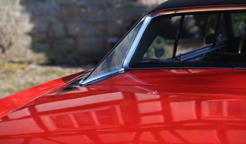 Pontiac GTO 1967 Rot voll