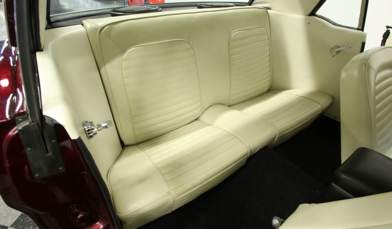 Ford Mustang 1965 Rubinrot full