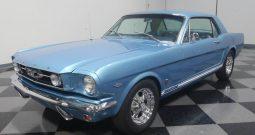 Ford Mustang GT 1966 Hellblau