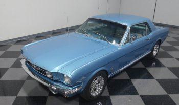 Ford Mustang GT 1966 Hellblau voll