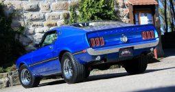 Ford Mustang BJ 1969 Mach 1 Q code big block 428 CJ