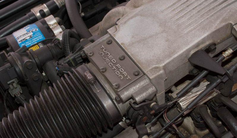 Chevrolet Corvette C4 1986 hellrot full