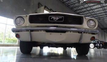 Ford Mustang Coupe 1966 weiß full