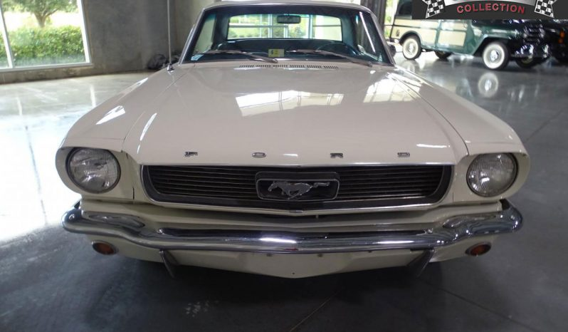 ford mustang coupe 1966 wei nr classic car collection. Black Bedroom Furniture Sets. Home Design Ideas