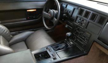 Chevrolet Corvette C4 BJ 1985 Targa Gold voll