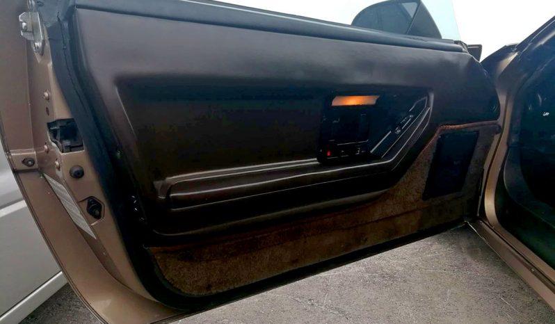 Chevrolet Corvette C4 BJ 1985 Targa Gold full