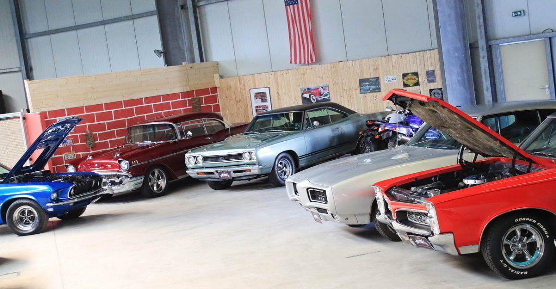 Ausstellung NR Classic Cars
