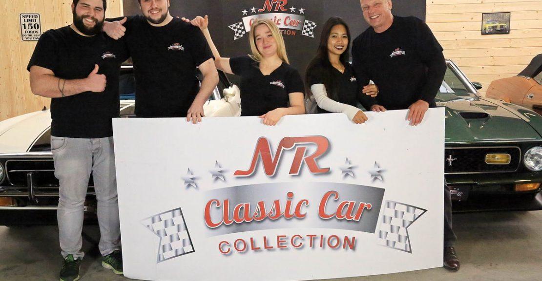 Das NR Cassic Cars Team