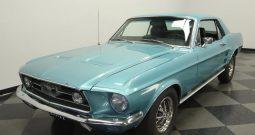 Ford Mustang GTA 302 BJ 1967 türkis