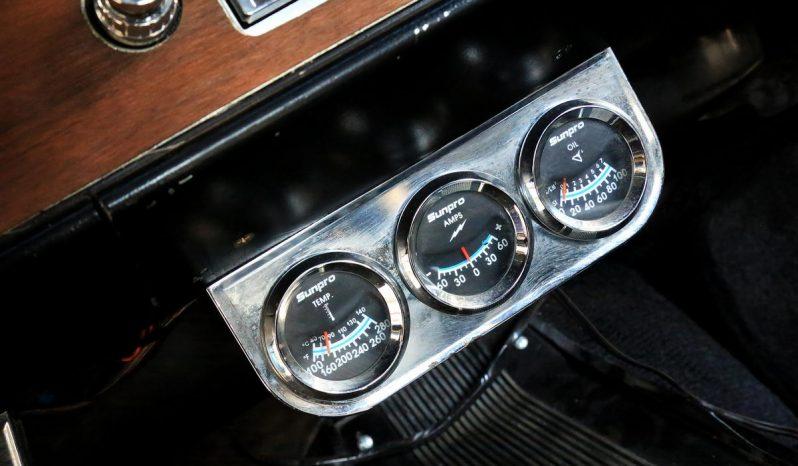 Pontiac GTO 1966 blau full
