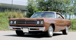 Plymouth Road Runner Coupe 383 BJ 1969 braun