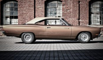 Plymouth Road Runner Coupe 383 BJ 1969 braun full