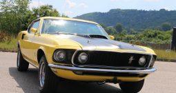 Ford Mustang Mach 1 Baujahr 1969
