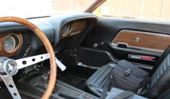 Ford Mustang Mach 1 Baujahr 1969 full