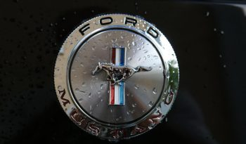 Ford Mustang 1966 Coupe Elvira schwarz full
