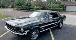 Ford Mustang GT/CS California Special BJ 1968
