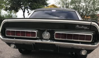 Ford Mustang GT/CS California Special BJ 1968 voll