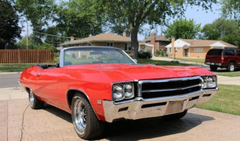 Buick GS400 Stage 1 Cabrio BJ 1969 full