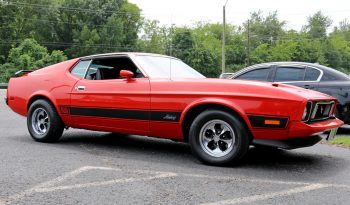 Ford Mustang 1973 Fastback 351 Mach 1 voll