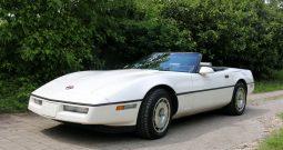 Chevrolet Corvette C4 1987 weiss