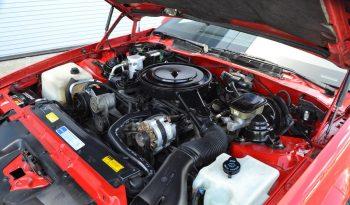 Chevrolet Camaro Cabrio BJ 1991 rot voll